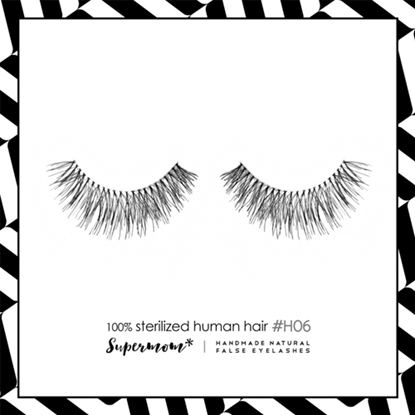 Picture of Hair Eyelashes H06