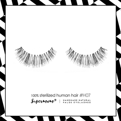 Picture of Hair Eyelashes H07