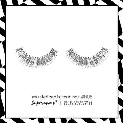 Picture of Hair Eyelashes H08