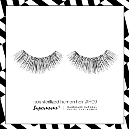 Picture of Hair Eyelashes H09