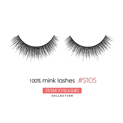 Picture of Mink Eyelashes S105
