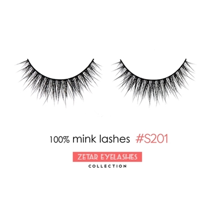 Picture of Mink Eyelashes S201