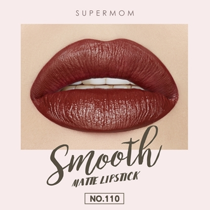 Picture of Smooth Matte Lipstick 110