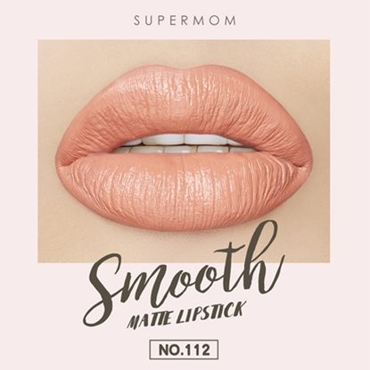 Picture of Smooth Matte Lipstick 112