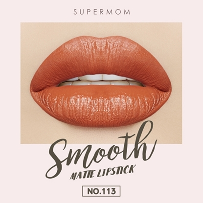 Picture of Smooth Matte Lipstick 113