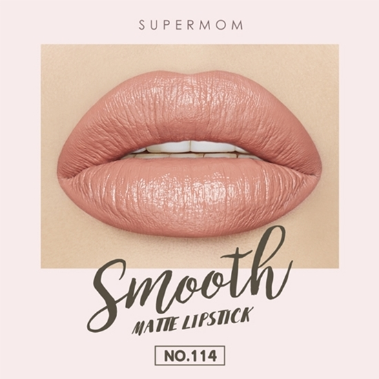 Picture of Smooth Matte Lipstick 114