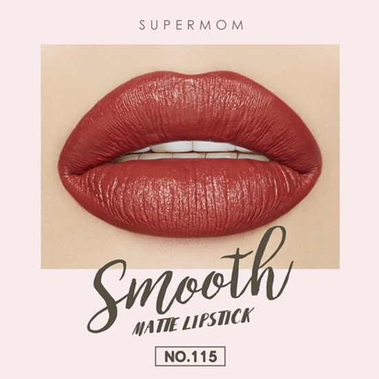 Picture of Smooth Matte Lipstick 115