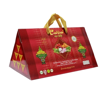 Picture of Caicai crispy vegetables snack