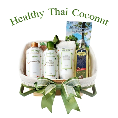 Picture of Healthy Coconut Gift Set