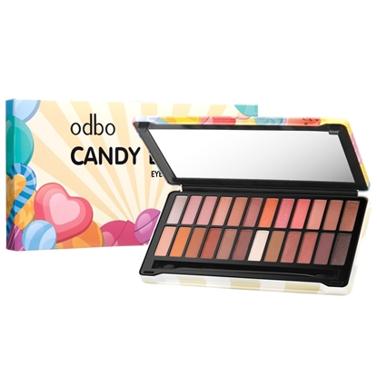 Picture of ODBO Candy love eyeshadow