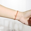 Picture of Lucky Red String Bracelet