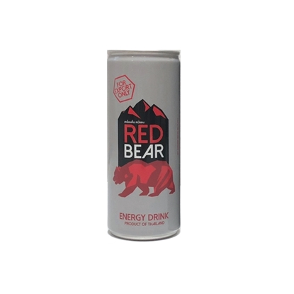 Picture of Red Bear Energy Drink