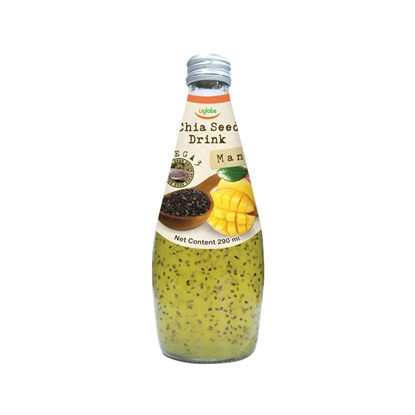 Picture of Chia seed drink Mango flavors