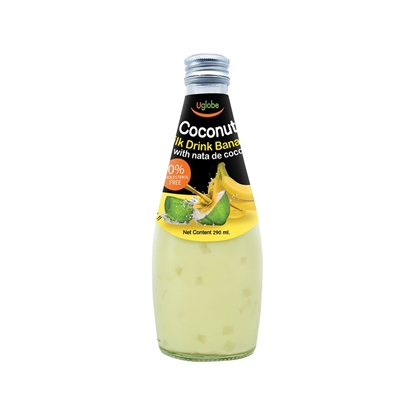 Picture of Coconut Milk Banana flavors