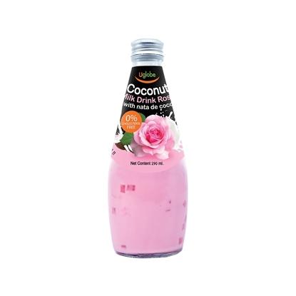 Picture of Coconut Milk Rose flavors