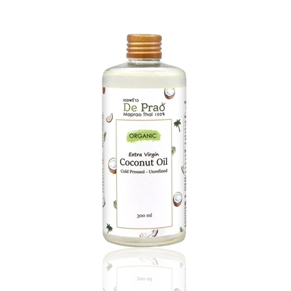 Picture of Coconut Cold Pressed oil 300 ml
