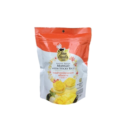Picture of Freeze dried Sticky Rice with Mango 30g.