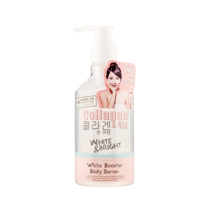 Picture of Made in Nature Collagen&Q10 White Booster Body Serum 280 ml