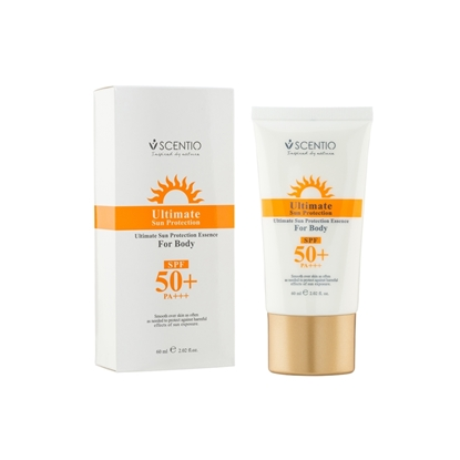 Picture of  Scentio Ultimate Sun Protection Essence For Body SPF 50+ PA+++ 60ml