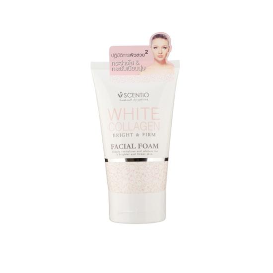Picture of  Scentio White Collagen Mind Facial Foam 100 g.