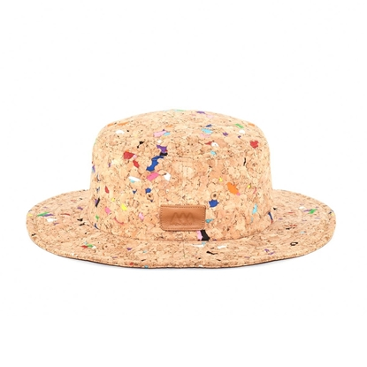 Picture of Colorful Panama Hat Style