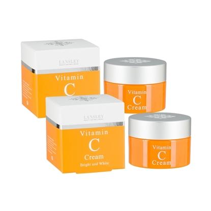 Picture of (2 Pcs.) Lansley Vitamin C Cream Bright and White 30ml