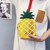 Picture of Summer Pineapple crossbody bag