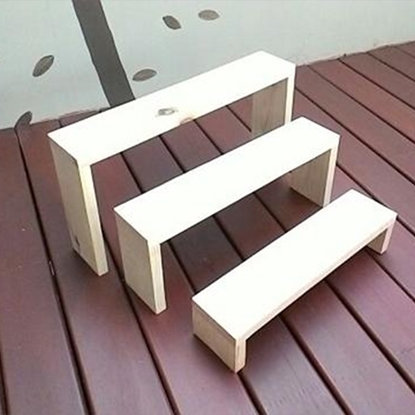 Picture of Wood Shelves