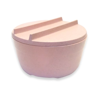 Picture of Eco-friendly straw wheat plastic bowls