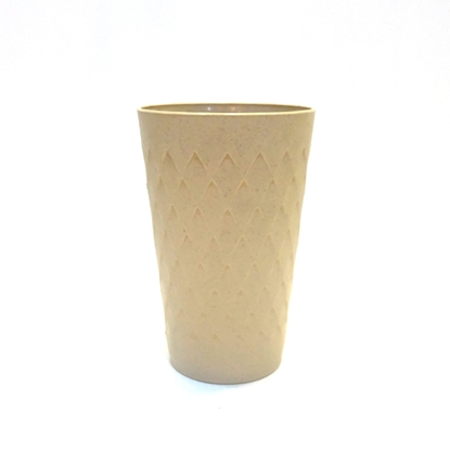 Picture of Eco-friendly straw wheat plastic cups
