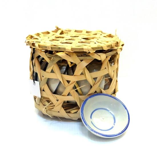 Picture of Thai ceramic - Kanom Tuay bowl 20 cups
