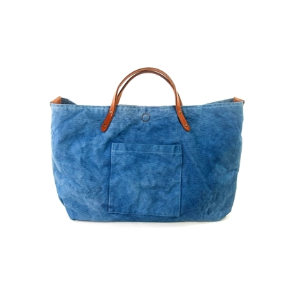Picture of  Ars D Sine - Rectangle dyed canvas tote(L)
