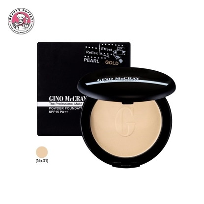 Picture of GINO MCCRAY THE PROFESSIONAL MAKE UP POWDER FOUNDATION SPF 15 PA++
