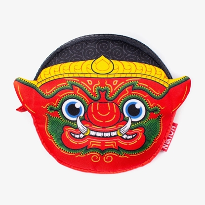 Picture of Ramakien Coin Bag - Rithikasoon