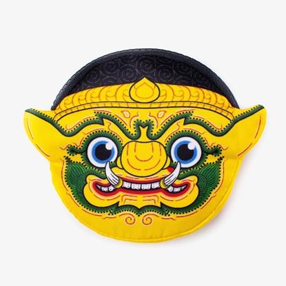 Picture of กระเป๋าใส่เหรียญรามเกียรติ์-รณศักดิ์