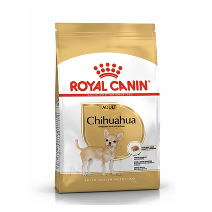 Picture of Royal Canin CHIHUAHUA ADULT (BREED HEALTH) (3kg)