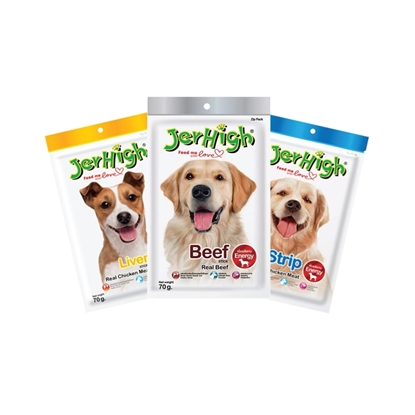 Picture of Jerhigh Stick Dog Snacks 3pcs.