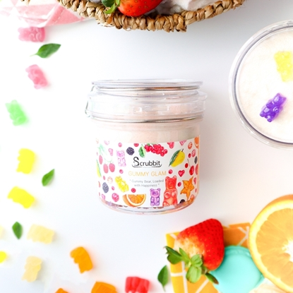 Picture of Body Scrub Gummy Glam (170g.)
