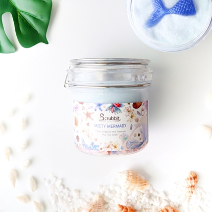 Picture of Body Scrub Misty Mermaid (170g.)