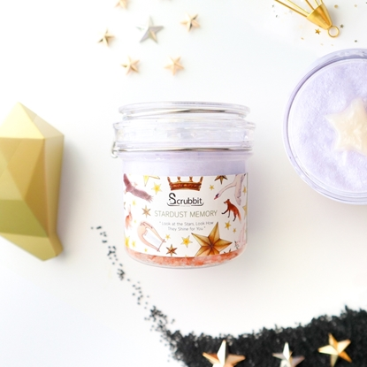 Picture of Body Scrub Stardust Memory (170g.)