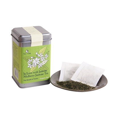 Picture of TEA TIME TODAY In love with Jasmine…Mulberry Jasmine