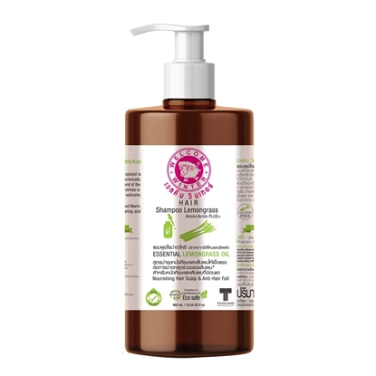 Picture of Shampoo Lemongrass  460ml.