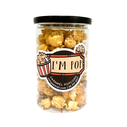 Picture of I'M POP Caramel Popcorn 150g.