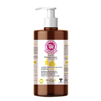 Picture of Shampoo Lemon  460ml.