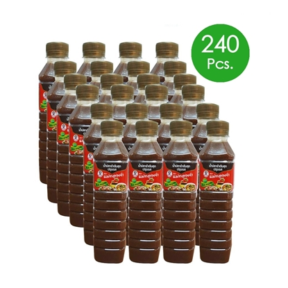 Picture of (240 pcs.) Original fermented fish sauce - Mae Thong Come