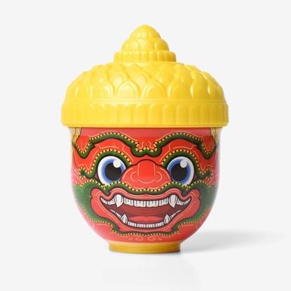 Picture of THAI TRADITIONAL HERBAL INHALER Ramakien Herbal Inhaler Cinnamon Scent - Sukreep Yadom