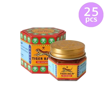 Picture of Tiger Balm Red Original 19.4 g  (25 pcs)