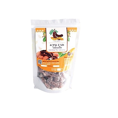 Picture of Seedless dried Tamarind Spicy Flavored