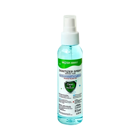 Picture of Wash Away Hand Cleanser Spray 120 ml