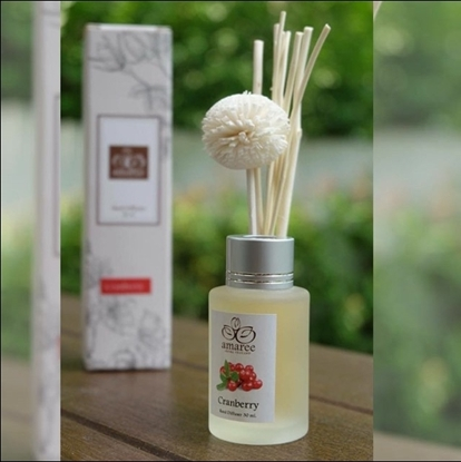 Picture of Jasmine Botanical Reed diffuser set 30 ml.